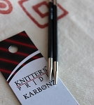Knitters Pride Karbonz Interchangeable Needle Long Tips