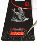 Red Lace Circulars