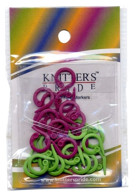 Knitters Pride Split Ring Stitch Markers