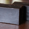 damson & delilah Hazelnut Coffee Soap Bar with Activated Charcoal