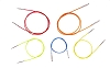 Knitter's Pride Interchangeable Cords - Various Colored Cords