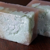 damson & delilah Sugar Cookie Soap Scrub Bar with Sugar