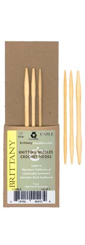 Brittany Birch Cable Needles