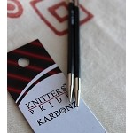 Knitter's Pride Karbonz Interchangeable Knitting Needle Tips - 4.5 inch