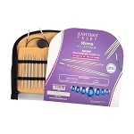 Knitter's Pride Nova Platina 16 inch Interchangeable Knitting Needle Special Set