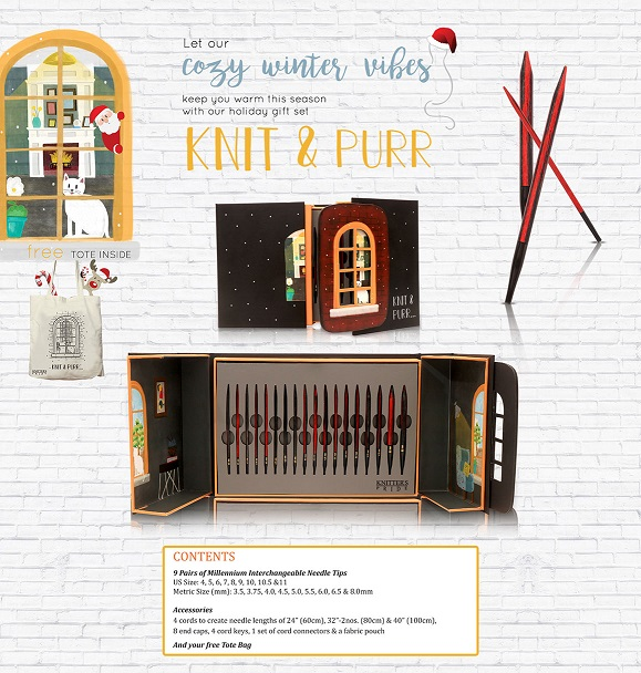 KP Knit and Purl Gift Set