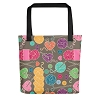 Knitting Tote Bag (Version J) by Handsome Fibers
