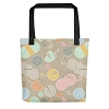 Knitting Tote Bag (Version K) by Handsome Fibers