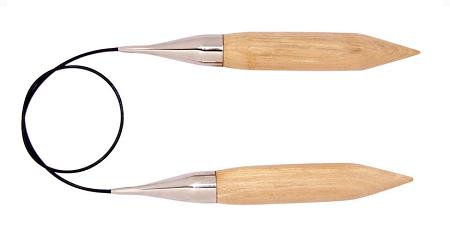 Basix Fixed Circular Needles 32 Knitters Pride Size 19//15mm