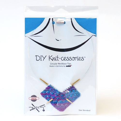 DIY Knit-cessories - Bamboo