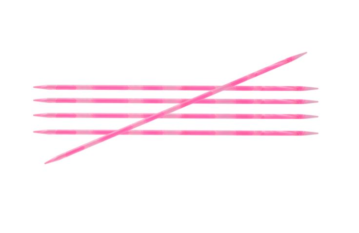 Knitter's Pride MarblZ 6 inch (15 cm) Double Point Needles