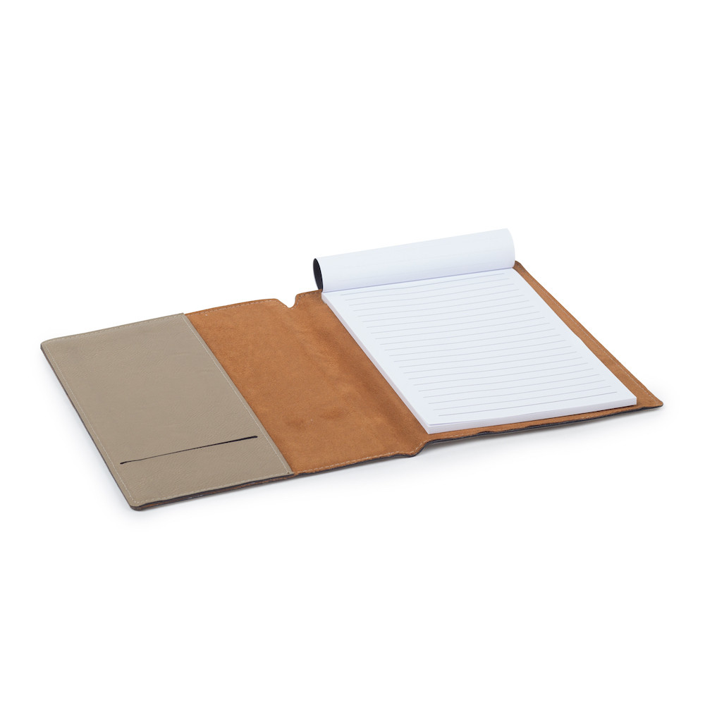 NEW! Knitting - Crochet Faux Leather Portfolio