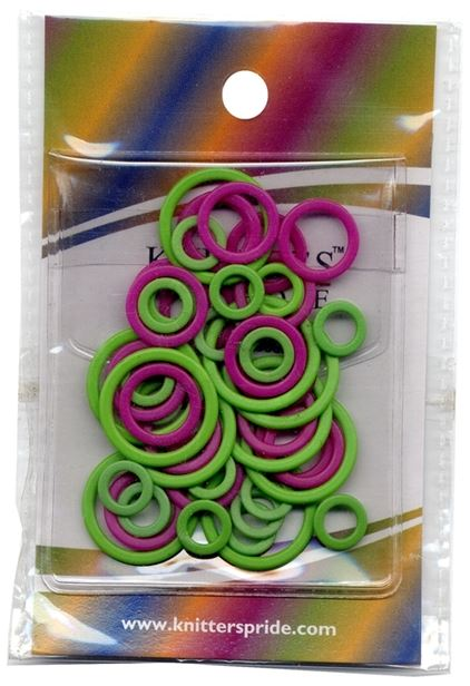 Knitter's Pride Ring Stitch Markers