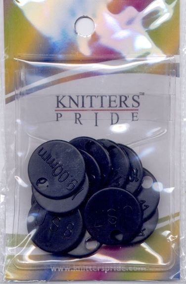 Knitter's Pride Needle Size Markers