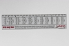 Ann Budd Knits Handy Knitting Gauge Ruler