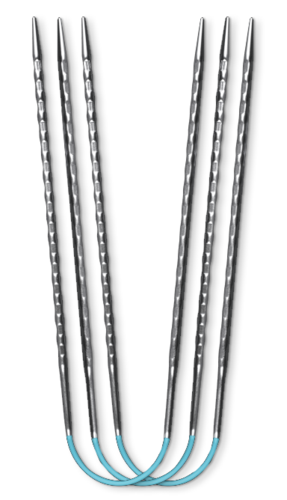addi® FlexiFlips² [squared] Long Double Point Knitting Needles