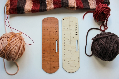 The Sole (Sock) Ruler Gauge