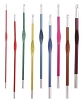 Knitter's Pride Zing 6 inch Single Ended Crochet Hooks