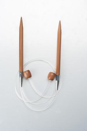Výsledek obrázku pro chiaogoo bamboo needles flexible