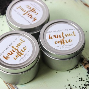 Bramblewood Hill Hazelnut Coffee Hand and Body Balm