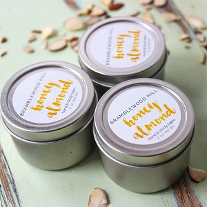 Bramblewood Hill Honey Almond Hand and Body Balm