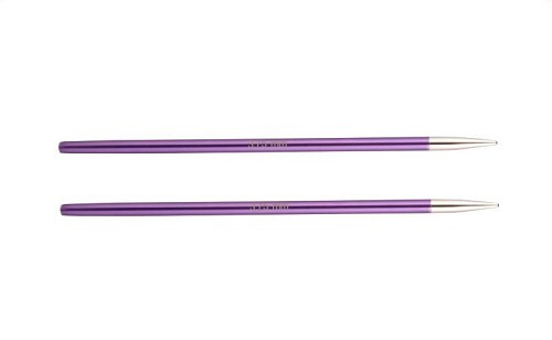 Knitter's Pride Zing Interchangeable Tips - Special Short Tips